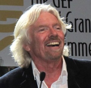 Richard Branson (from wikimedia commons)